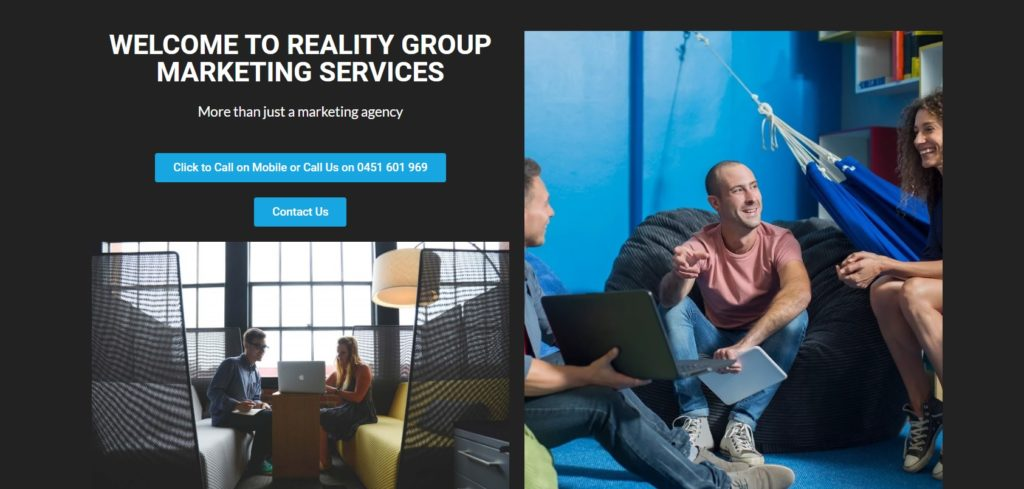 Reality Group Marketing Services
